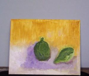8 X 10 Oil on Canvas